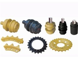 Komatsu PC 200 Excavator Engine Spare Parts and Undercarriage Spare Parts