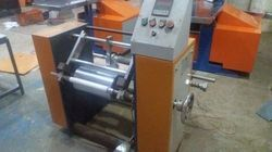 Automatic Aluminum Foil Rewinding Machine