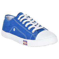 Mens Ego Canvas Shoe, Size: 5 To12