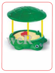 Outdoor Plastic Sandpit, Child Age Group: 2-10 Years