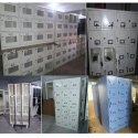 6 Compartment Storage Locker