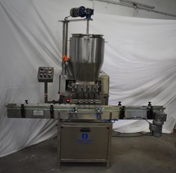 Petroleum Jelly Filling Machine