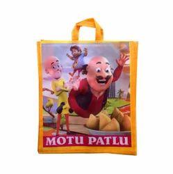 Offset Printing Non Woven Bag