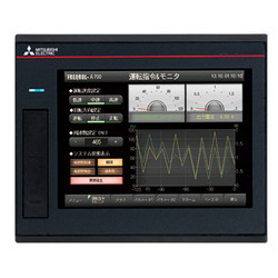 GT2708-VTBD Mitsubishi Human Machine Interface