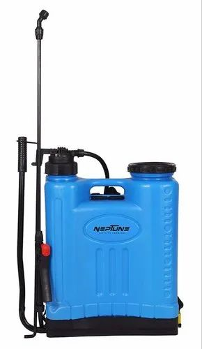 Manual Sprayer 16 Litre For Agriculture, Model Name/Number: Neptune Nf10b