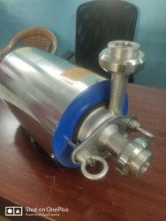 SS Food Processing Pump