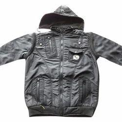 Black Medium, Large Stylish Jackets