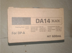 Duplo DA14 Black Ink