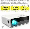 Punnkk X10 Full HD Projector With 2 Years Warranty