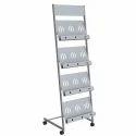 Pragati Systems Magazine Display Stand (catalog Rack) Mt-24
