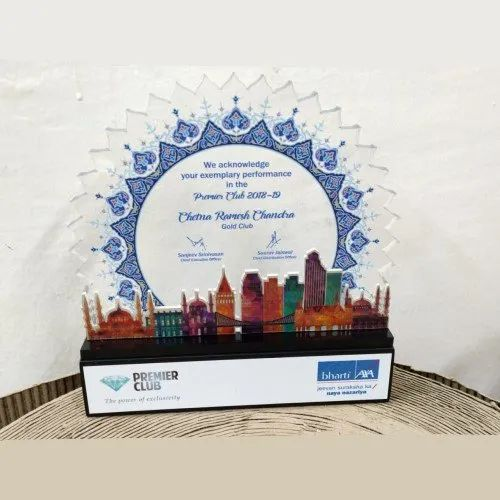 Corporate Recognition Custom Award