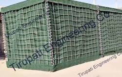 Portable Welded Mesh Barrier