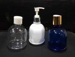 Custom 300mL Bell Pet Bottle with Dispenser Pump