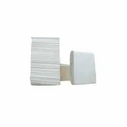 White N Fold Paper Napkin, 80-100