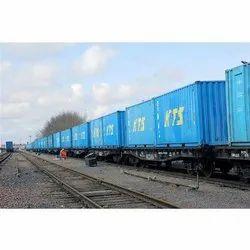 Railway Logistics Service, Services Mode: Offline