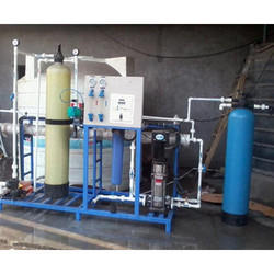 Water Treatment Plant Consultant Services