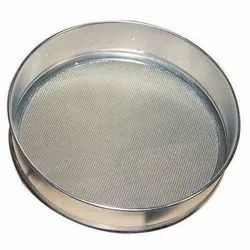Vtech Stainless Steel Test Sieve For Sieving, Capacity: Dependable