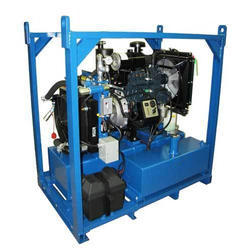 Diesel Hydraulic Power Pack Unit