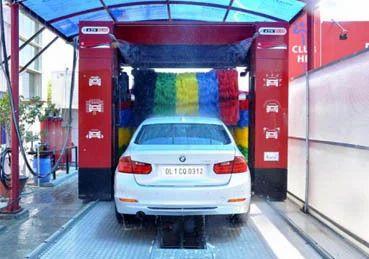 Automatic Car Washing System Ats Elgi Ats Elgi Pune Id