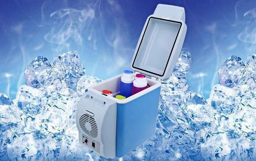 Esca Portable Mini Fridge Car Refrigerator Cooler Warmer