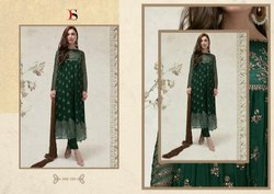 Unstitched Marks Vol 4 by Deepsy Pakistani Suit