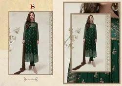 Marks Vol 4 by Deepsy Pakistani Suit