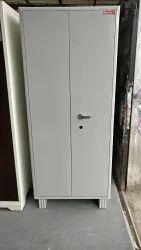 Iron, Wooden Office Almirah, No. Of Doors: 2 Door, No. Of Shelves: 4 Shelves