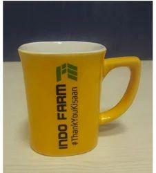 Ceramic Nescafe Mug