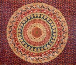 Tapestry mandala cotton Bed Sheets