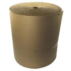Brown Corrugated Kraft Paper