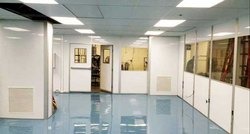 Modular Dry Cleanrooms
