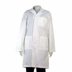 Pure Cotton White Doctor Coat
