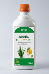 Sovam Aloevera Lemon Juice