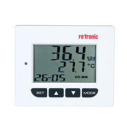 Digital Thermo Hygrometer Rotronic
