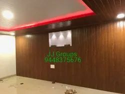Color Coated PVC Wall Panels, For Residential