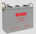 Exide Batteries For Train Lighting Of Railway Coaches