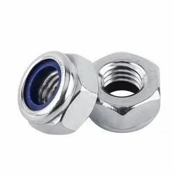 SS 304 Lock Nut, Size: M 6 TO M 64