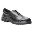 Oxford Men Black Leather Shoes, Size: 6 To 12