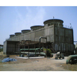 RCC 500 TR Cooling Towers, Natural Draft Type