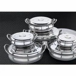 Oval Belly Serving Dishes Set