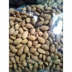Raw Almond Nuts, Packaging Size: 100 G To 5 Kg, Packaging Type: Packet
