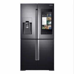 Grey Samsung Family Hub RF28N9780SG Refrigerator