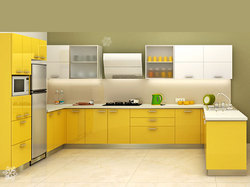 Commercial Godrej Modular Kitchens, Warranty: 10-15 Years