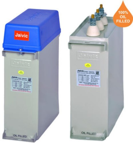 M.P.P. Oil Filled Capacitors