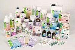 Injection, Solution Veternary Medicines, Packaging Type: Strips, Bottles, for Hospital