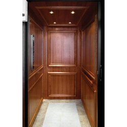 R.R. 6 to 10 Wooden Elevator Cabin, For Residential Elevators