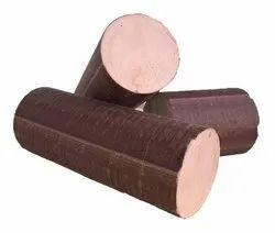 Below 10% Sawdust briquettes, 25kg