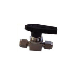 Stainless Steel Square Ball Valve
