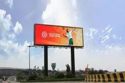 Outdoor Double Column LED Display
