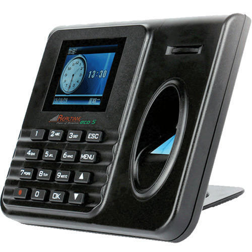 Realtime-ECO S C-101 Finger Time Attendance Machine